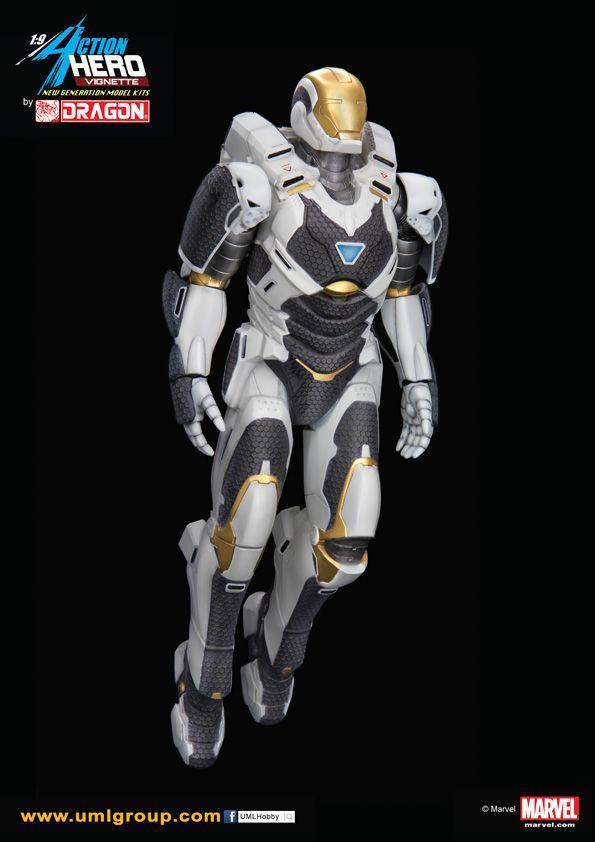 38116 19 Iron Man 3 Mark Xxxix Starboost Armor Action Hero