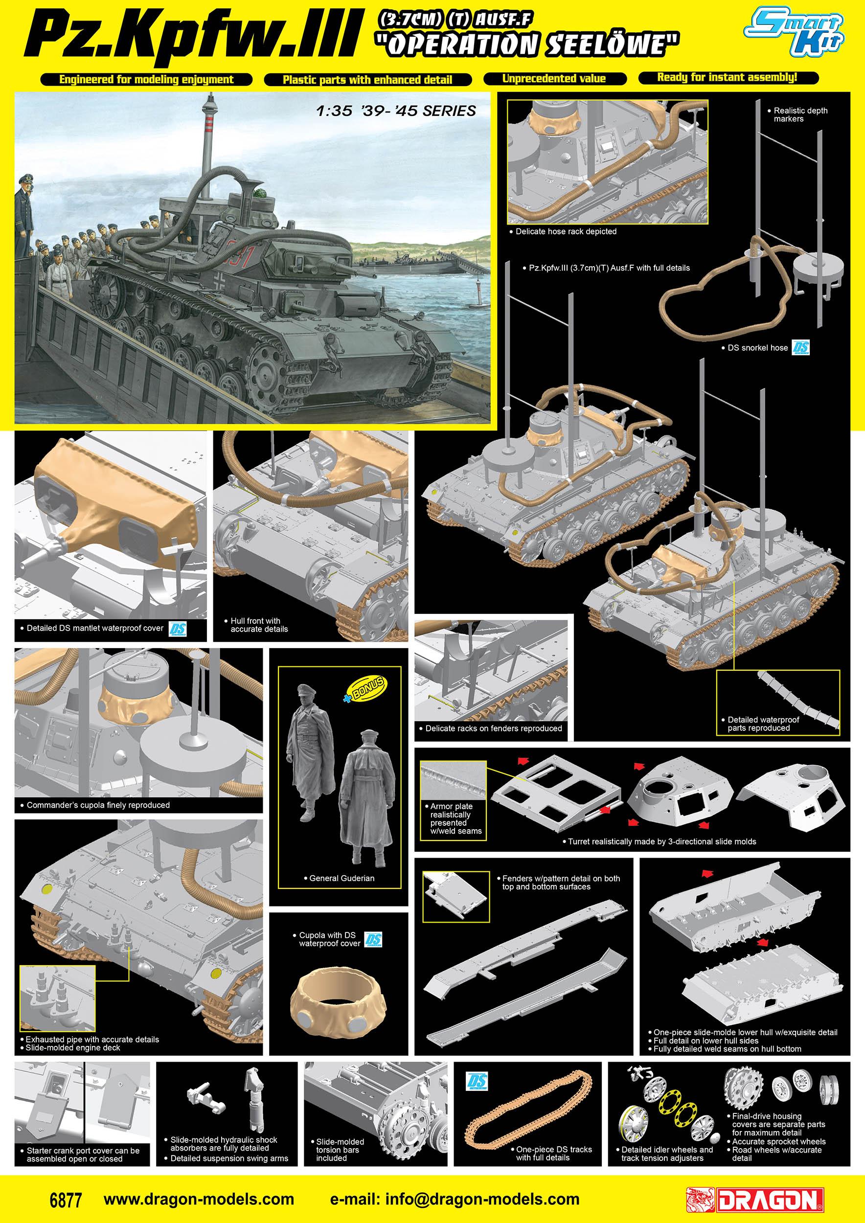 New Releases in Dragon Plastic Model Kits
