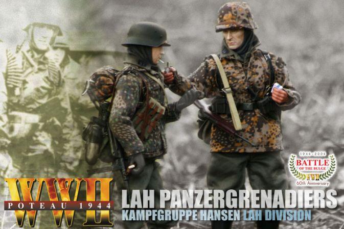 Dragon Action Figures Uniform Set w// Insignia Set Hanno Lantzman 1//6 Scale