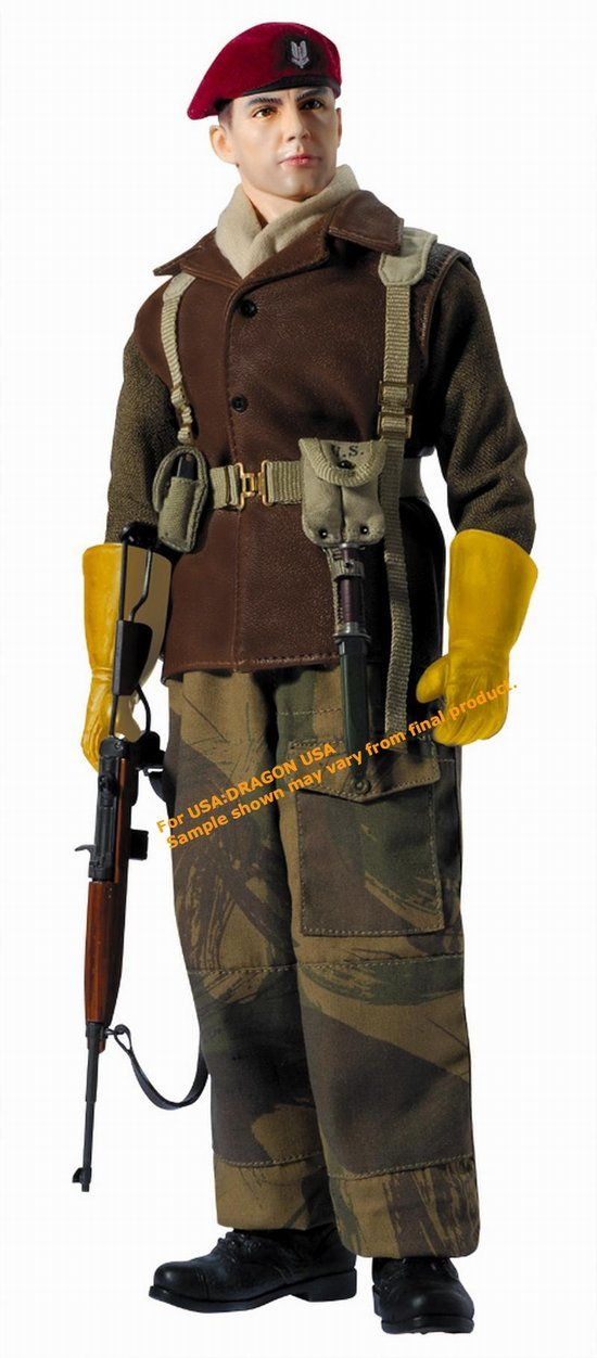 70564 Quot Kenneht Laird Quot British Sas Trooper 1 Sas
