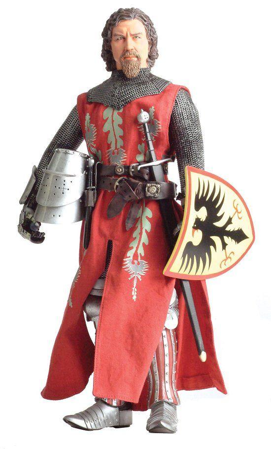 Dragon Can Do 1:24 Time Line De Kere Action Figure #20060A