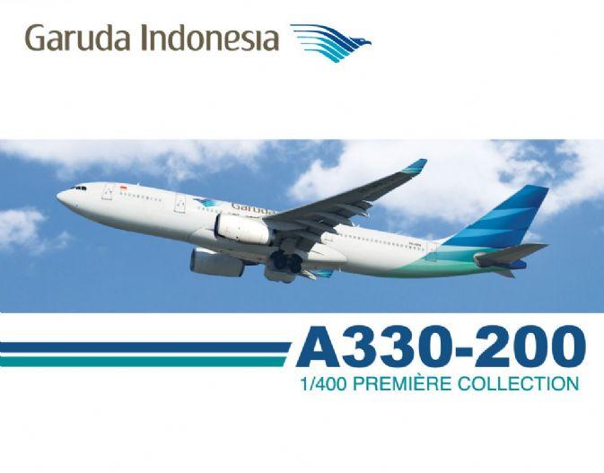 56187 - Garuda Indonesia A330-200 - New Livery - Dragon