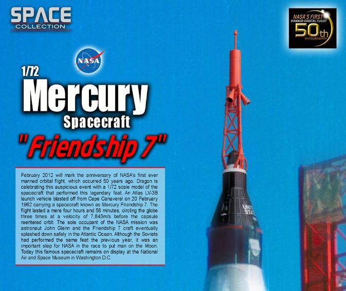 friendship 7 spacecraft take off - photo #20