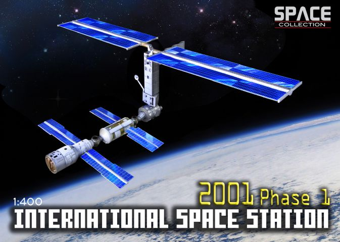 Image result for the international space station in 2001
